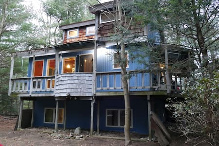 1 Floor of Cabin in the Woods - Ballston Spa - 独立屋