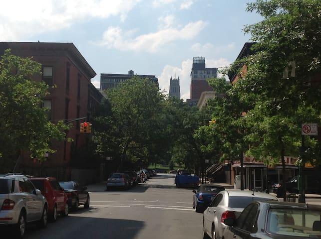 Appartement à Manhattan comme un.e New-Yorkais.e