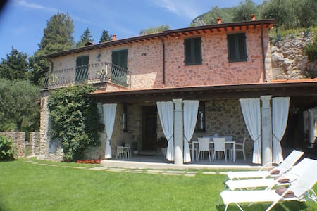 Country house in very panoramic location with pool - Greppolungo