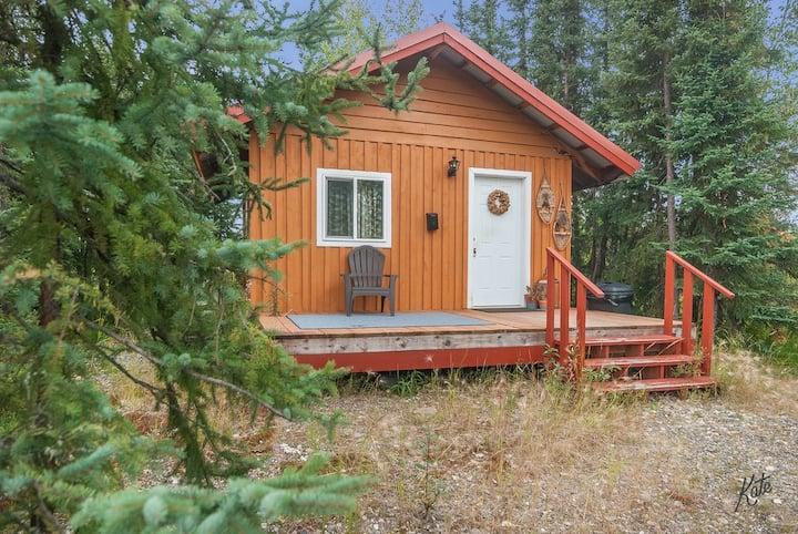 Winter Wonderland Cabin at Aurora Nights Inn