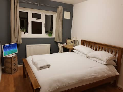 cosy bedroom b&b