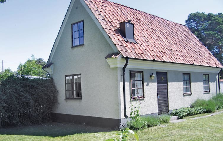 Holiday apartment with 1 bedroom on 38 m² in Visby