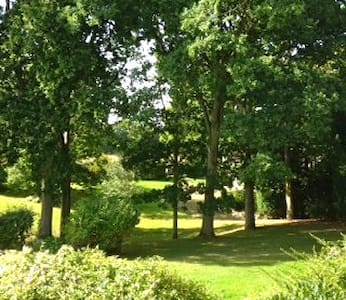 Self contained accommodation in beautiful setting. - West Sussex