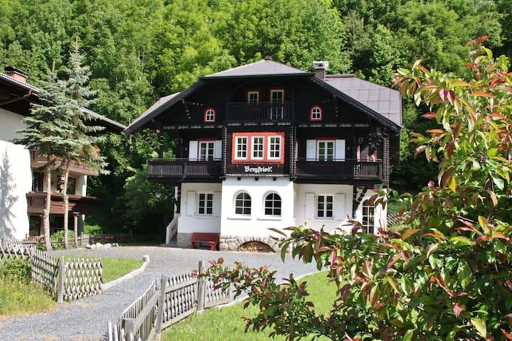 Hermosa villa a tan sólo 400 metros del lago de Zell am See