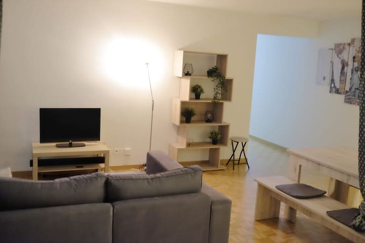 ★MOWI 4 One Room Apt in Central Lucerne