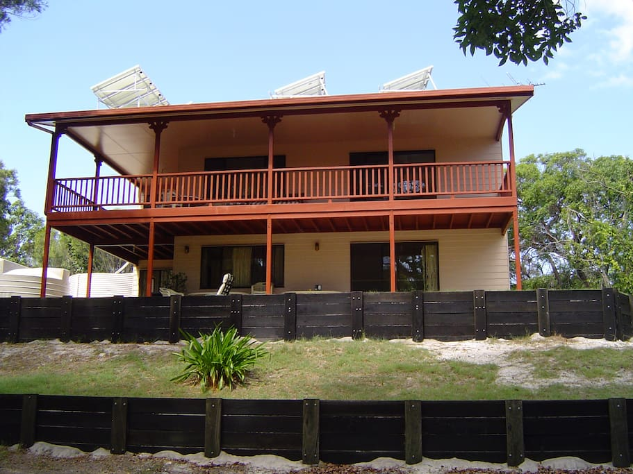 Seaview front view