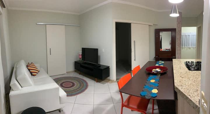 Apartamento Aconchegante Vila Califórnia