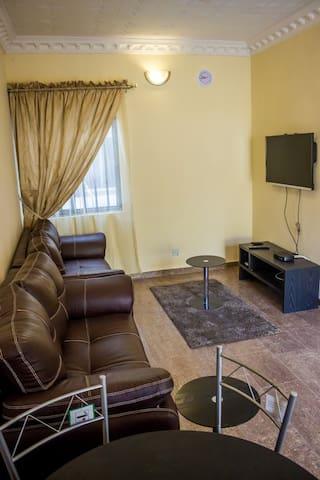 Casabella 2-Bedroom Vacation Rental - Lekki - Daire