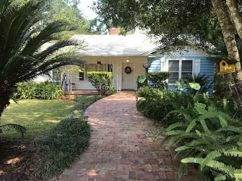 Beautiful House, Historic District, Micanopy