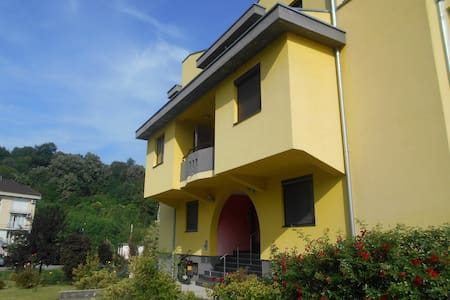 Villa Izvor with a beautiful view
