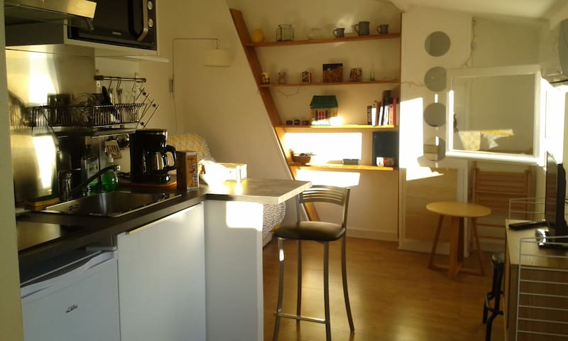 Lovely studio in the center of Montpellier