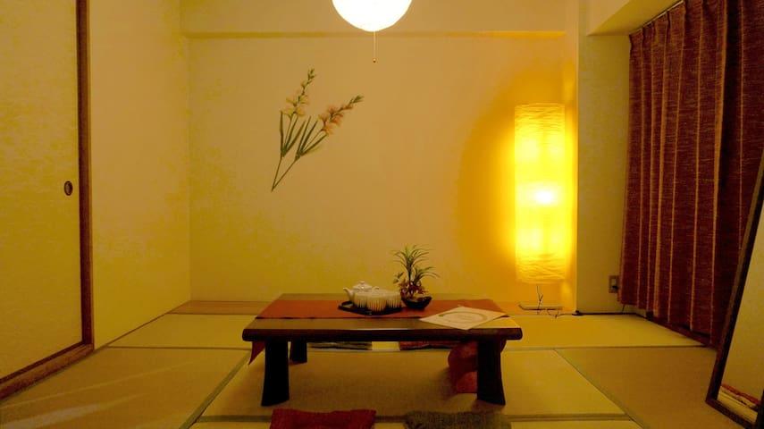 ☆☆Private apartment near Namba☆☆ - Osaka - Apartamento