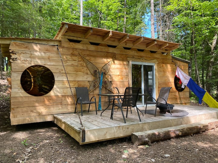 Chimo Refuges Treehouses-CITQ229541-The Shack