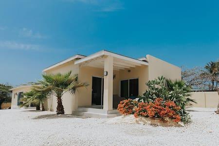 3 bedroom villa pool area; Aruba Hidden Garden