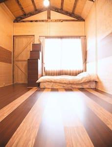 讓你有回到家的感覺,阿里山的美景,木頭的香味,木屋的房間讓你可以好好的放鬆一下(2)