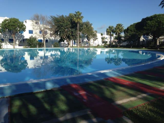 Apartamento a 300 metros de la playa la Barrosa