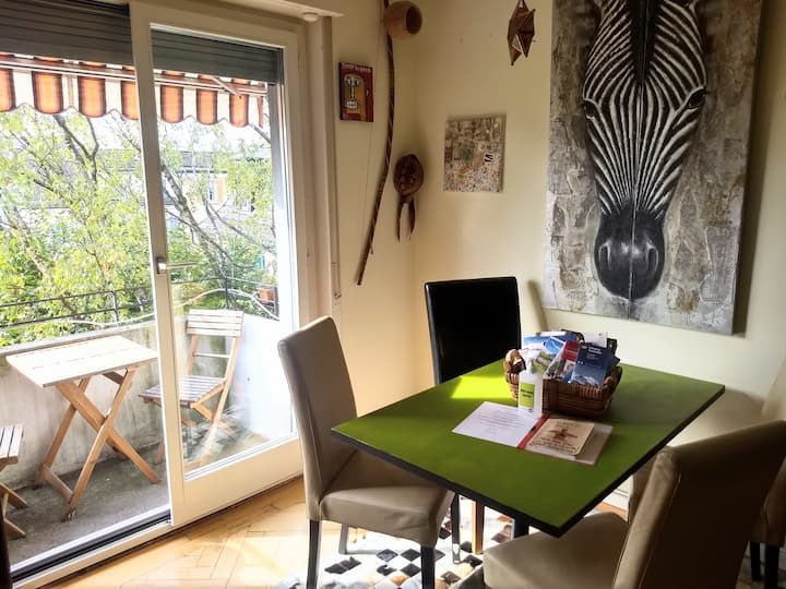 Sweet and cosy Apartment in City Center of Zurich