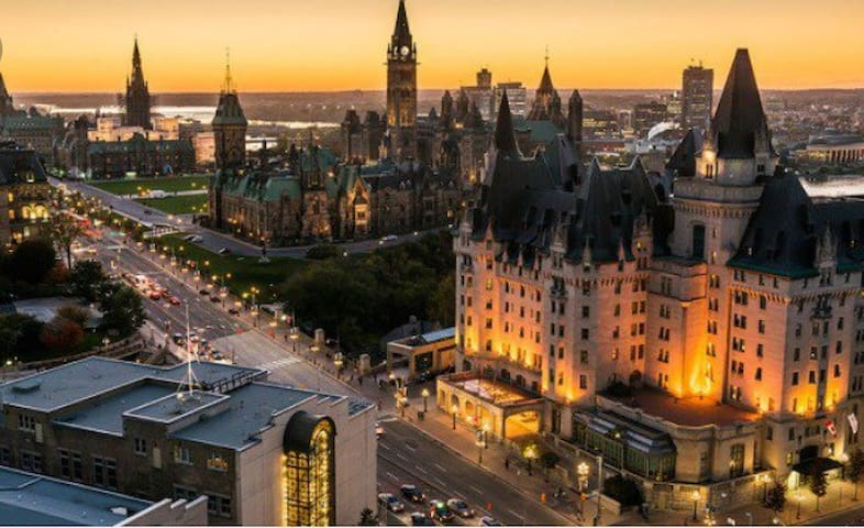 Great Location in the heart of Canada's Capital - Ottawa - Apartment