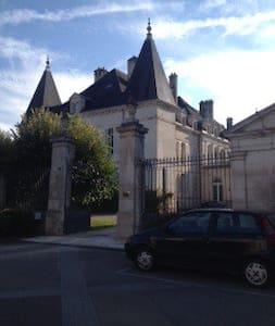 Chateux Arc en Barrois, Champagne - Schloss