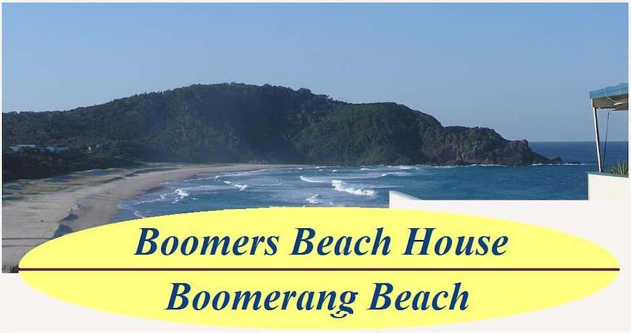 Boomer's Beach House - Boomerang Beach - Casa