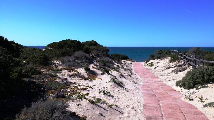 Holiday House in 50meters from the sea in Sardinia