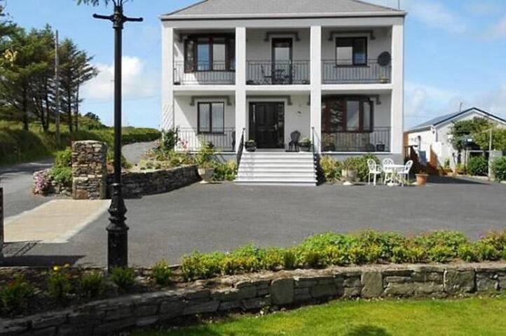 Harbour House Cleggan  Connemara County Galway