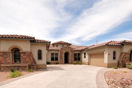 Gorgeous Dove Mountain Golf Retreat - Marana - Haus