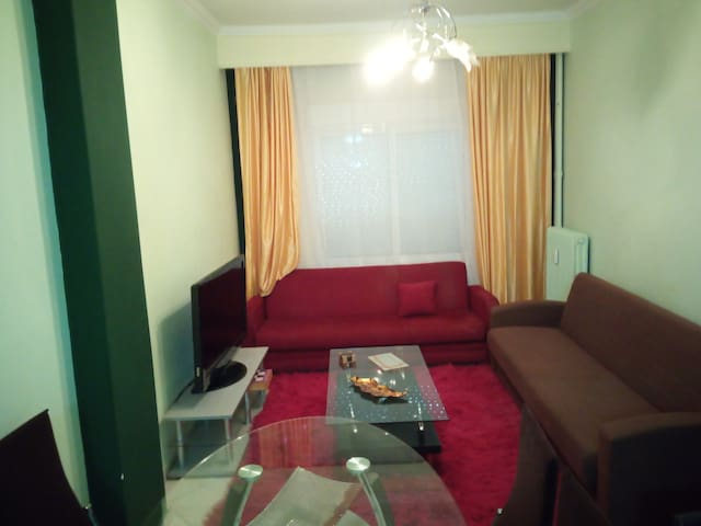 Serres Citycenter apartment