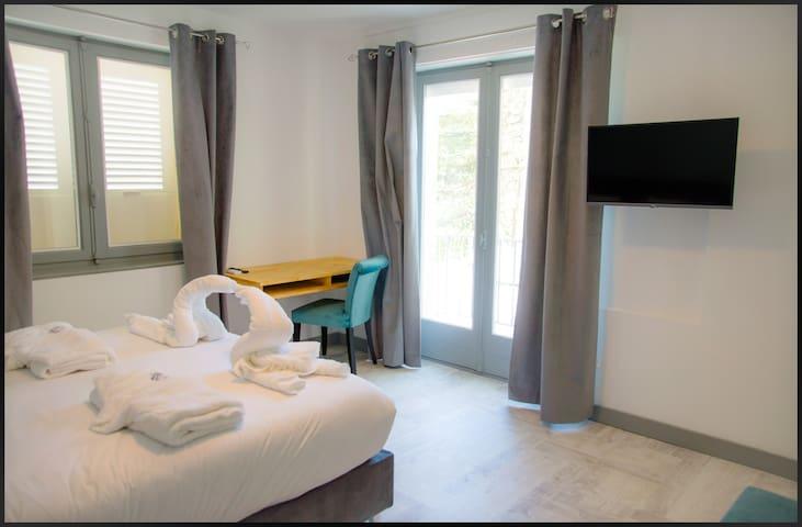 Chambres romanaises