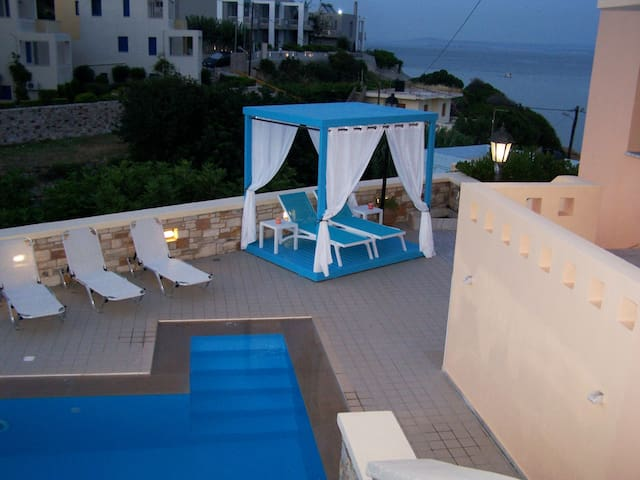 Sea Breeze Hotel Apartments Chios 61 sq M2 Sea V