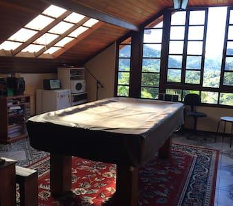 Casa na serra - Petrópolis