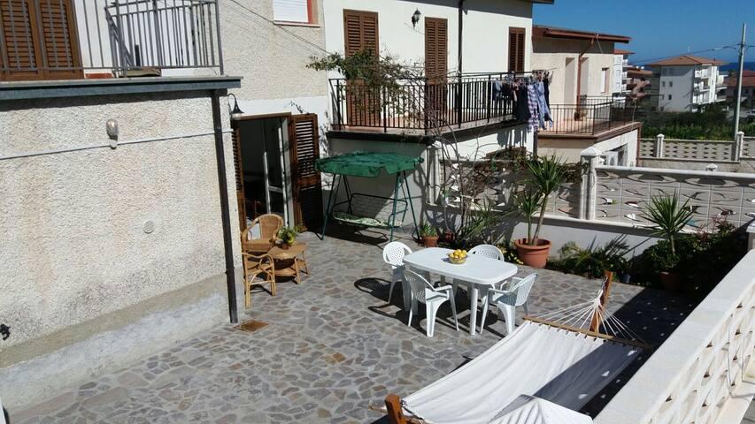 Casa Vacanze Pietrapaola Marina, Jonio da scoprire