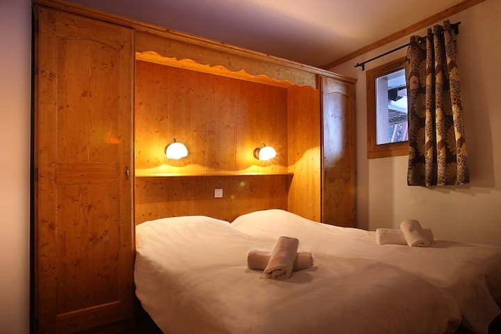 Rest up in the 2 Single beds in three of the bedrooms.