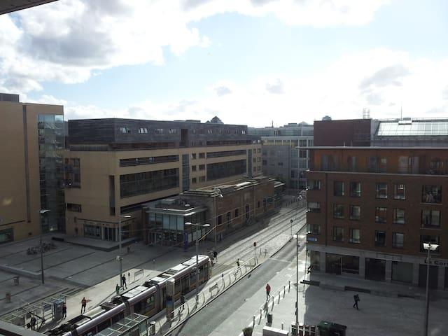 Bright Private Room in City Centre - Dublin - Apartamento
