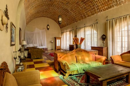 Hotel Hacienda de Trancas - Habitación Sala