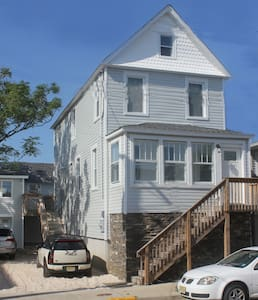 Beautiful Updated House One Block To The Beach - Sea Bright