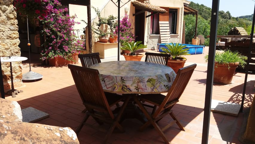 Little apartament Holidays on Elba - Rio Marina - Huoneisto