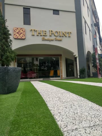 The Point Boutique Hotel - Standard Single