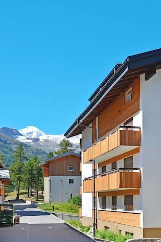 55 m² apartment Chalet Venetz for 6 persons