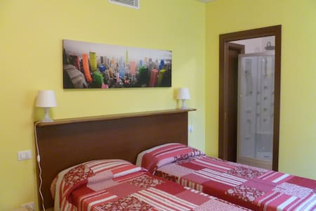 Camera Gialla - Alzano Lombardo - Διαμέρισμα