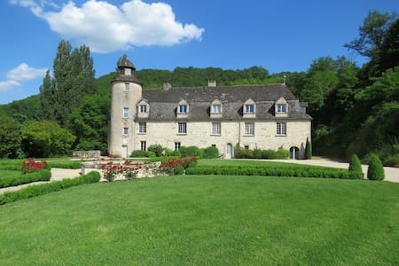 Le château de Gaubert en Périgord noir - Terrasson-Lavilledieu