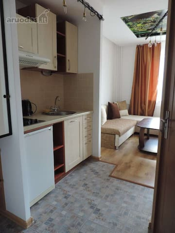 Cosy apartament near Oldtown,bus, train stations