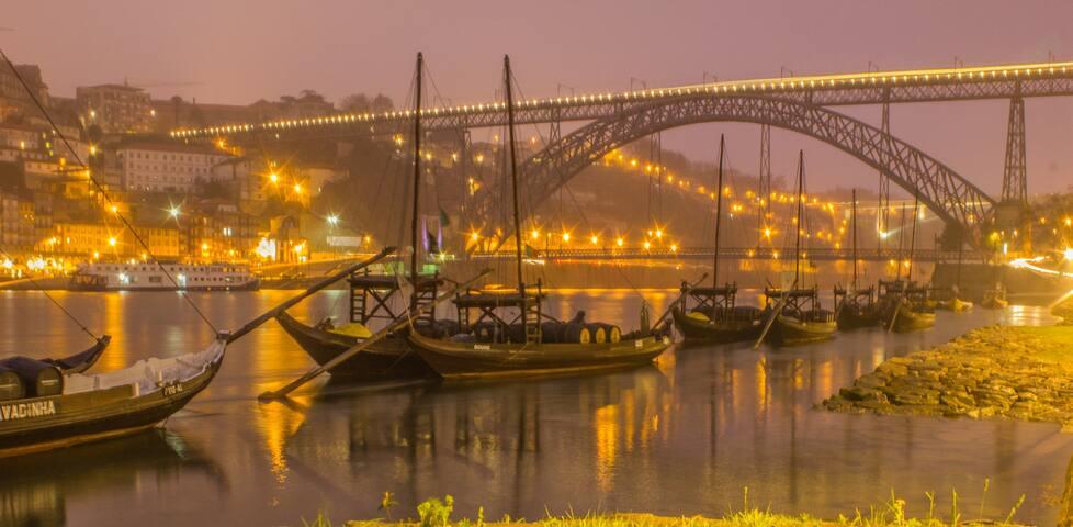 Lovely II - Douro River Apartment - Porto - House