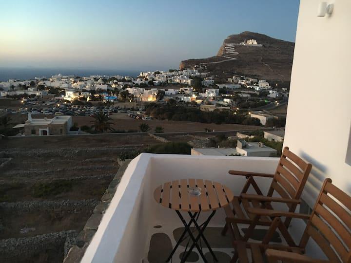 Μεζονετα σε Folegandros, ελλάδα