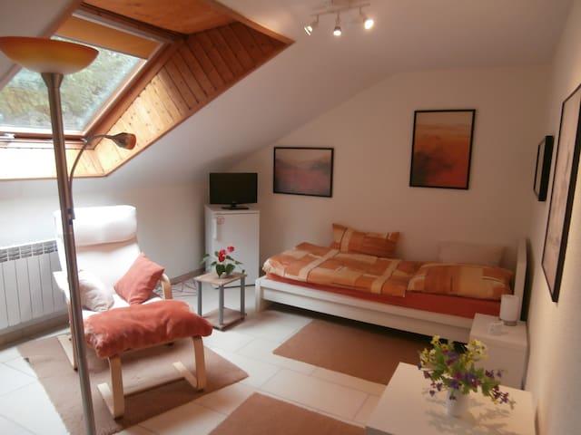 Einzelzimmer in ruhiger Lage - Ostfildern - Rumah