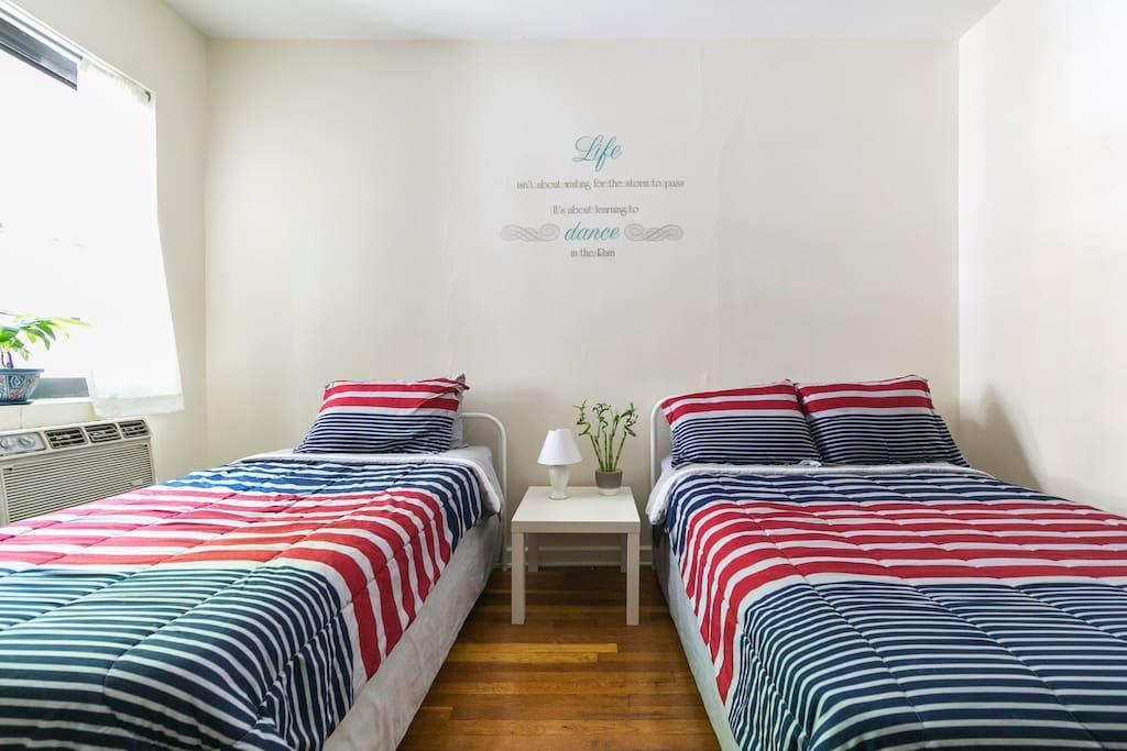Comfy Entire Studio Apartment Near Central Park
