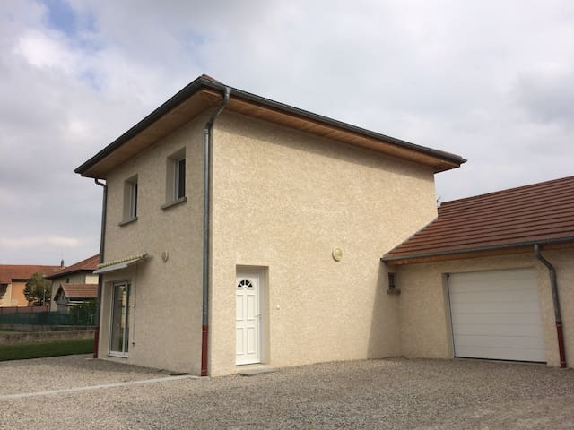 @ Chez Norbert et Crystel - Sillans - Villa