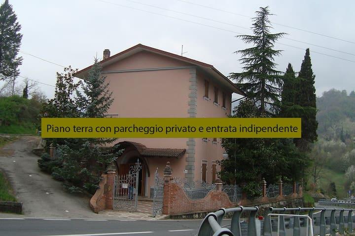 Nonna Clelia Piano Terra - Molino della Pergola - Wohnung