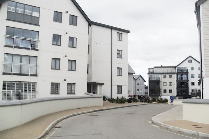 Stylish modern apartment - Wadebridge - Lejlighed