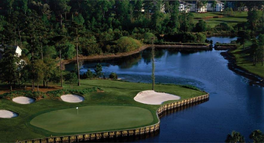 Sunset Beach and Golf efficiency